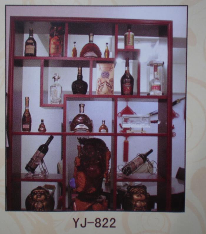 红色古典酒柜822定做多色选择