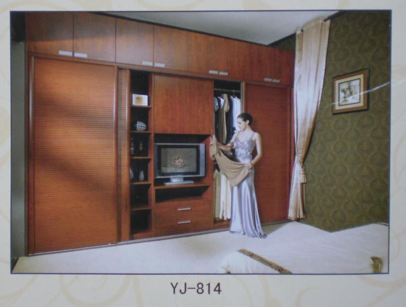 整体衣柜813814展示