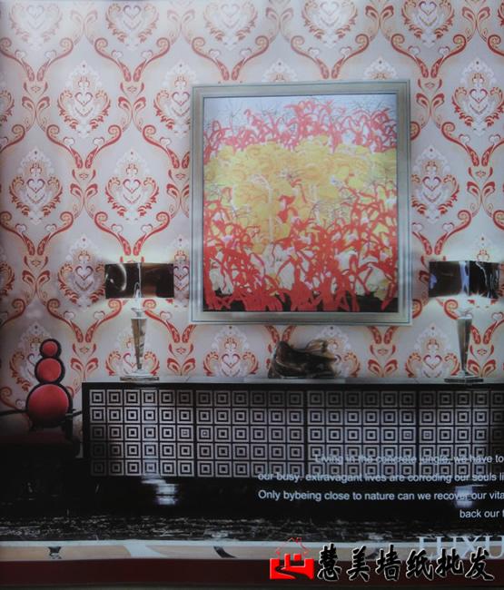 时尚PVC本,各种素色大花背景花纹